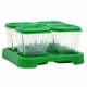 Green Sprouts Baby Food Storage Glass Cube (4 Pack)