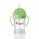 Zoli 6oz Straw Sippy Cup- Green BOT